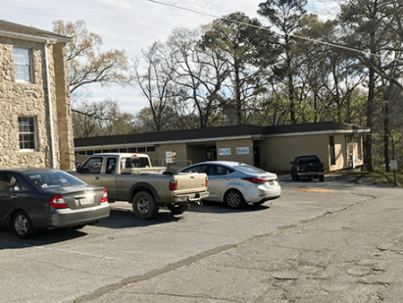 Bibb County Extension Office building