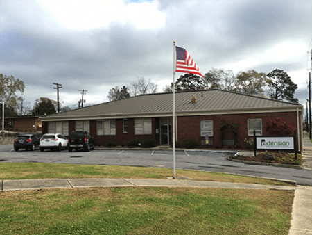 Chilton County Extension Office building