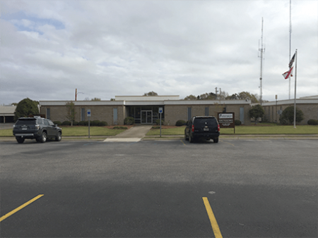 Coffee County Extension Office building