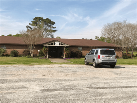 Elmore County Extension Office building