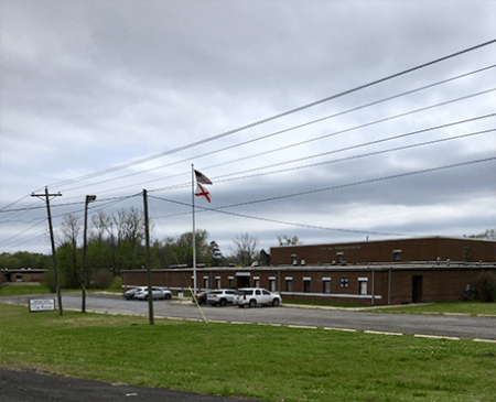 Marengo County Extension Office building