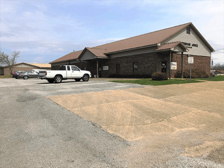 Marion County Extension Office building
