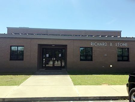 Bullock County Extension Office building