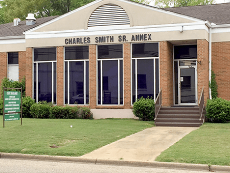 Lowndes County Extension Office building