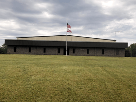 Perry County Extension Office building
