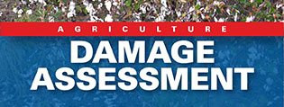 Agricultire Damage Assessment banner
