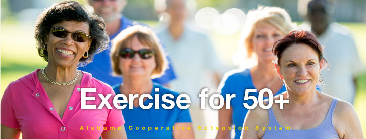 Exercise for 50+