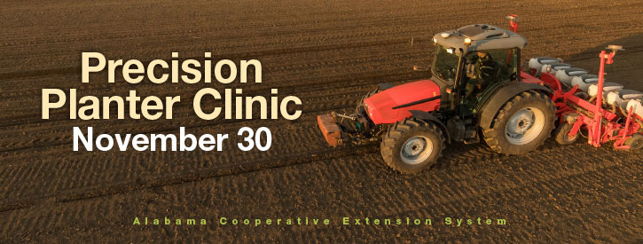Precision Planter Clinic November 30