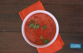 Live Well Family Favorite Tomato Soup