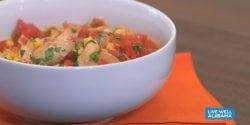 Live Well Alabama recipe, Kickin' Chicken Stew.