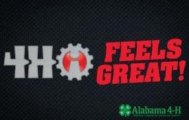 Alabama 4-H Innovators Feels Great course