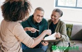 Alabama 4-H Foundation; couple estate planning