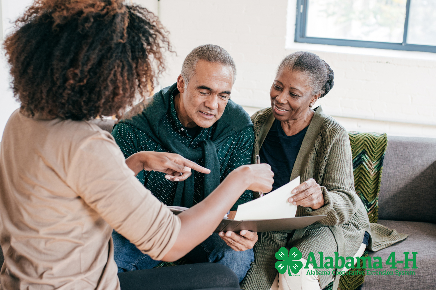 Alabama 4-H Foundation; couple estate planning