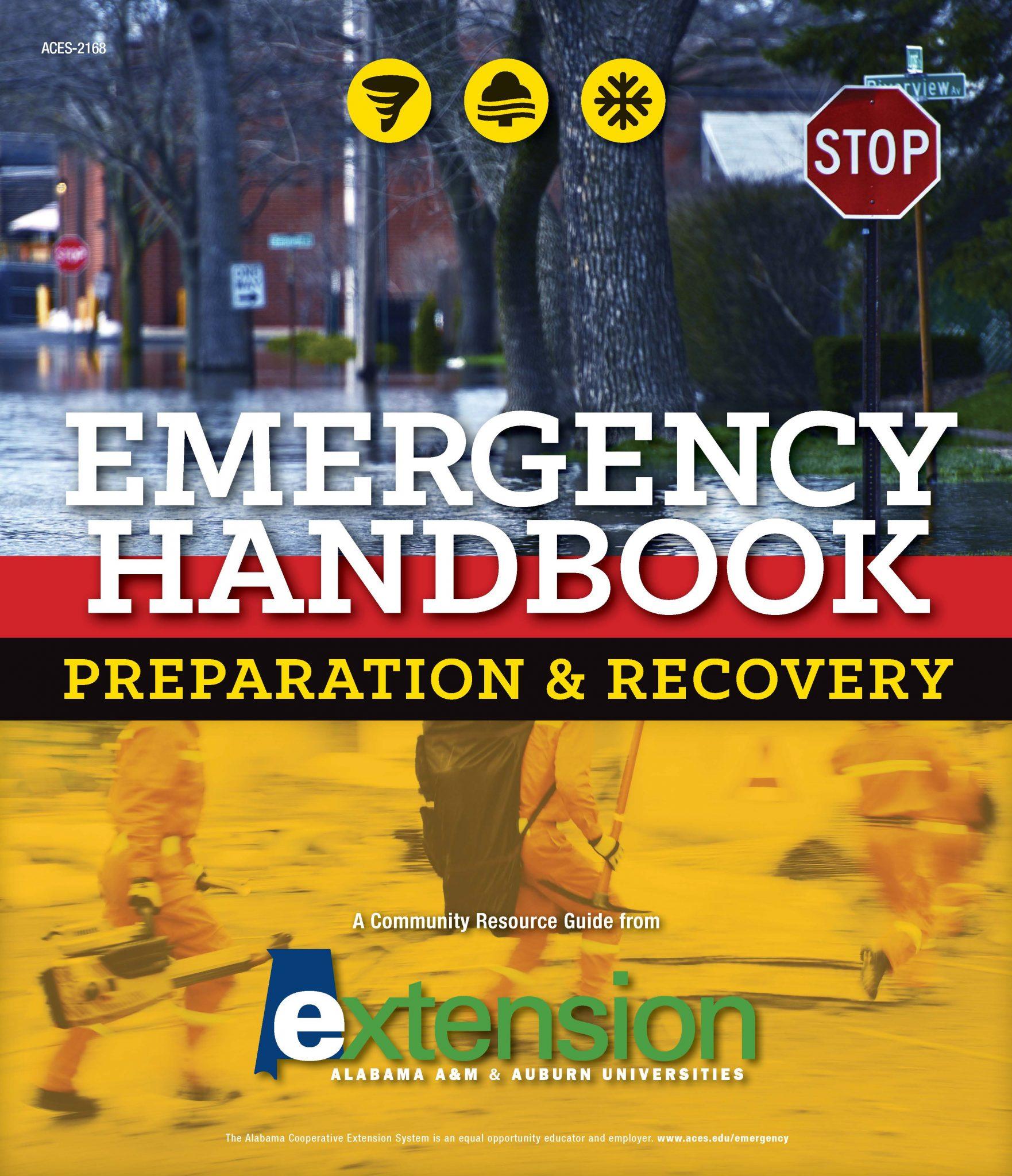 Emergency Handbook iBook