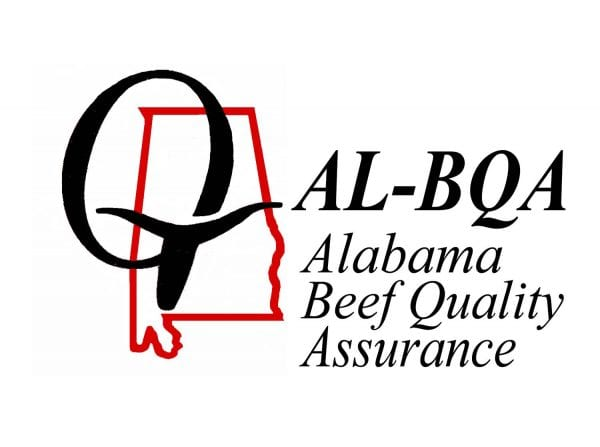 Alabama Beef Quality Assurance logo.