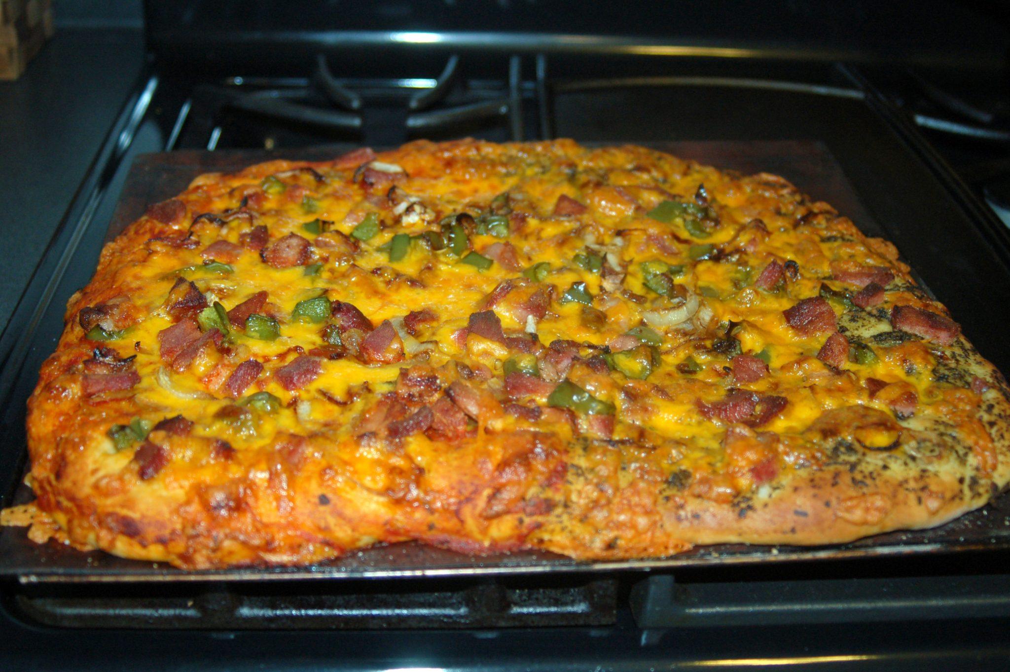 farm pizza