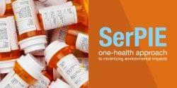 A bunch of prescription drug bottles fill up the frame.