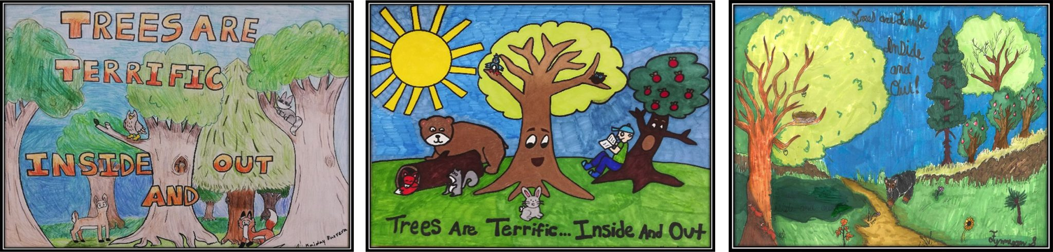 Arbor Day Poster Winners