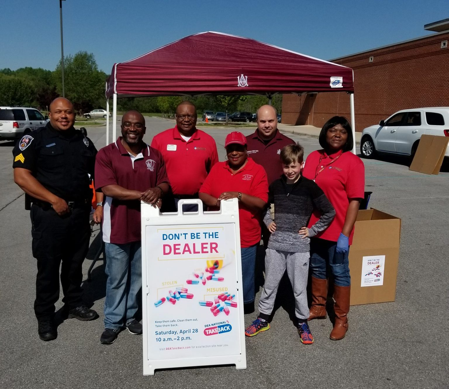 Drug Take Back Days 2018