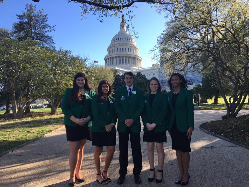 Alabama 4-H National Conference attendees building better future