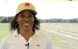 Lauryn Bryght, women in ag