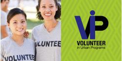 VIP Volunteers Urban Extension