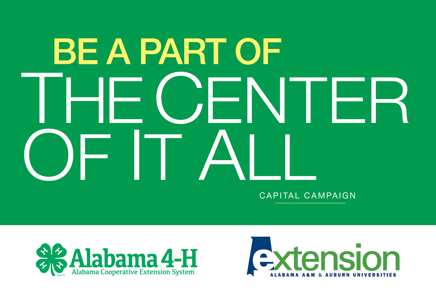 Be a part of The Center Of It All