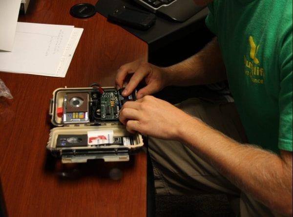 programing of game camera