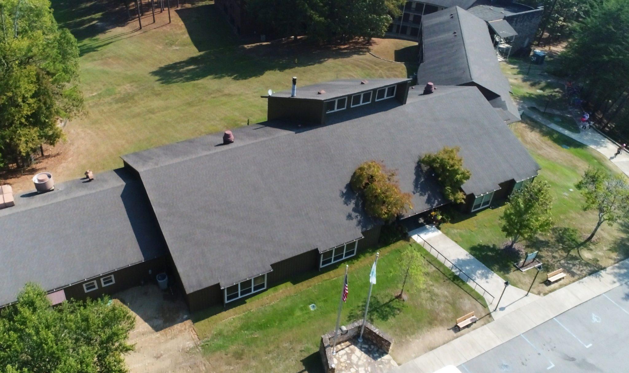 4-H Capital Campaign, drone footage of Alabama 4-H Center