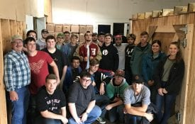 winston county students build eco cooler