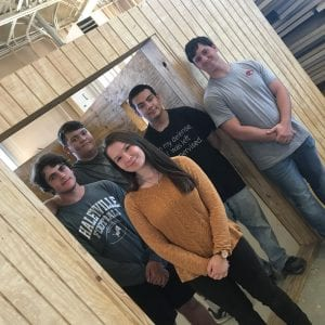 winston county students build cooler