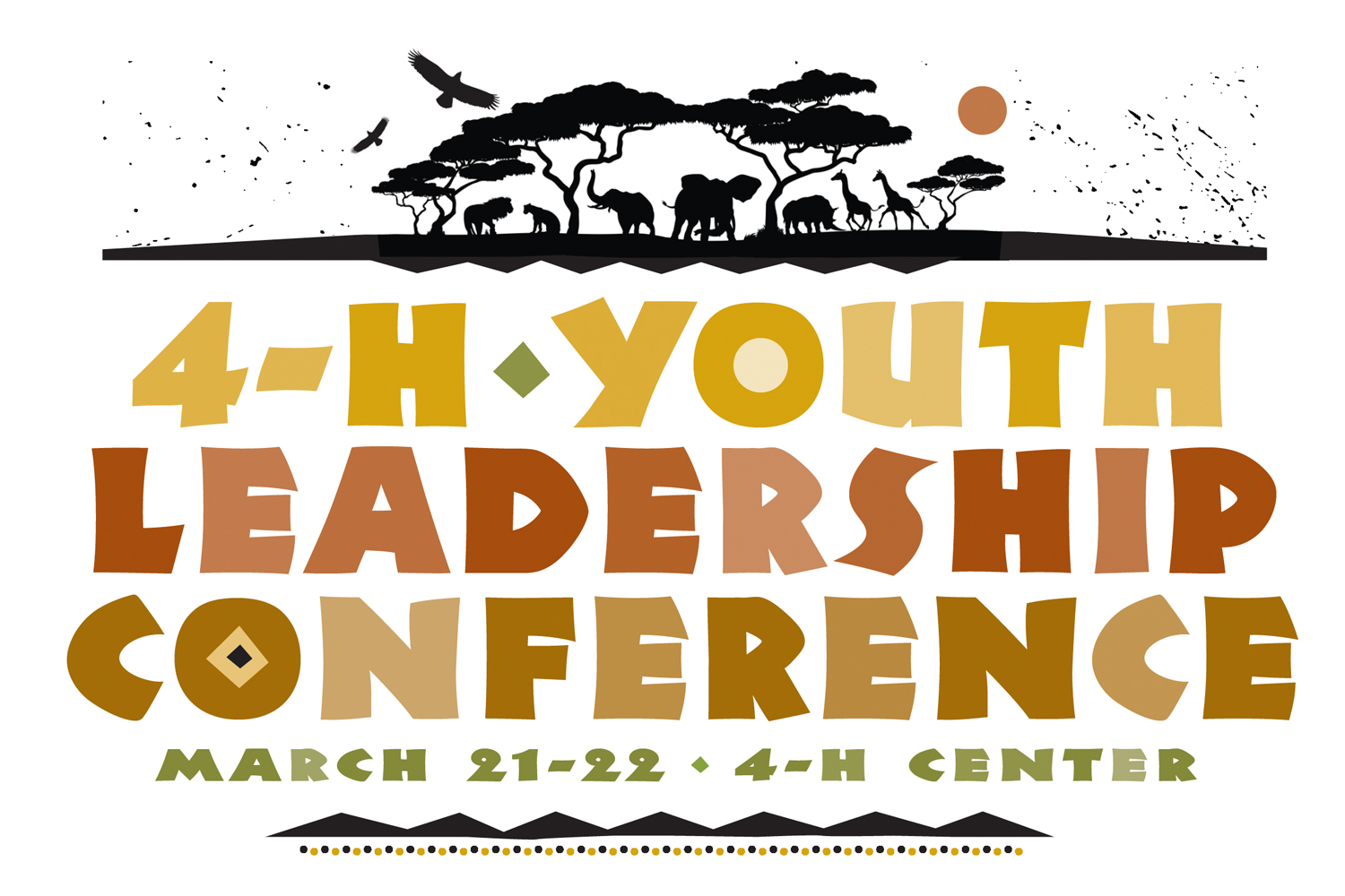 4-H Youth Leadership Conference graphic