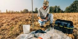 soil test lab