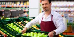 customer service grocery