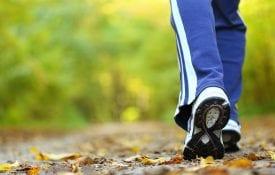 feet walking taking steps