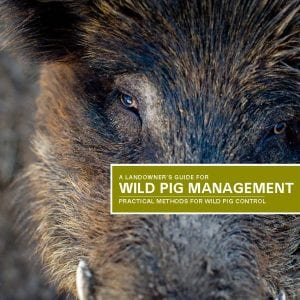 ANR-1397 Wild Pig Management Cover