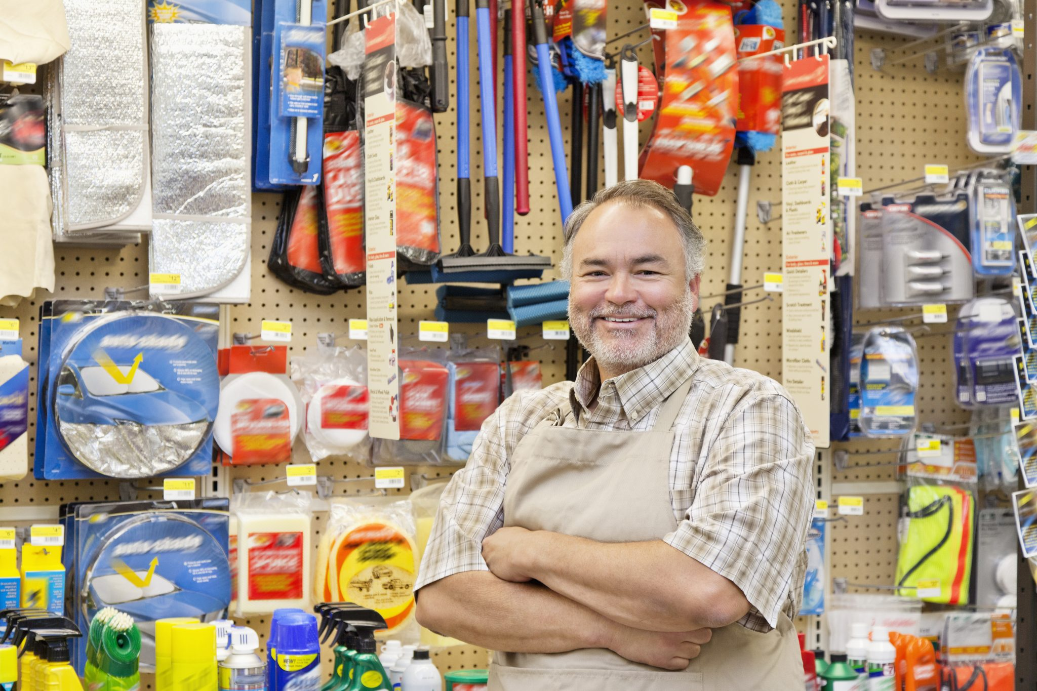small business hardware store