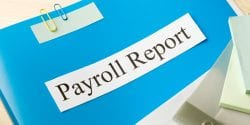 making payroll