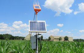 Soil sensors for irrigation scheduling