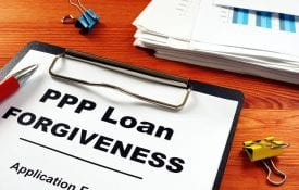 Payroll Protection Program Loan Forgiveness