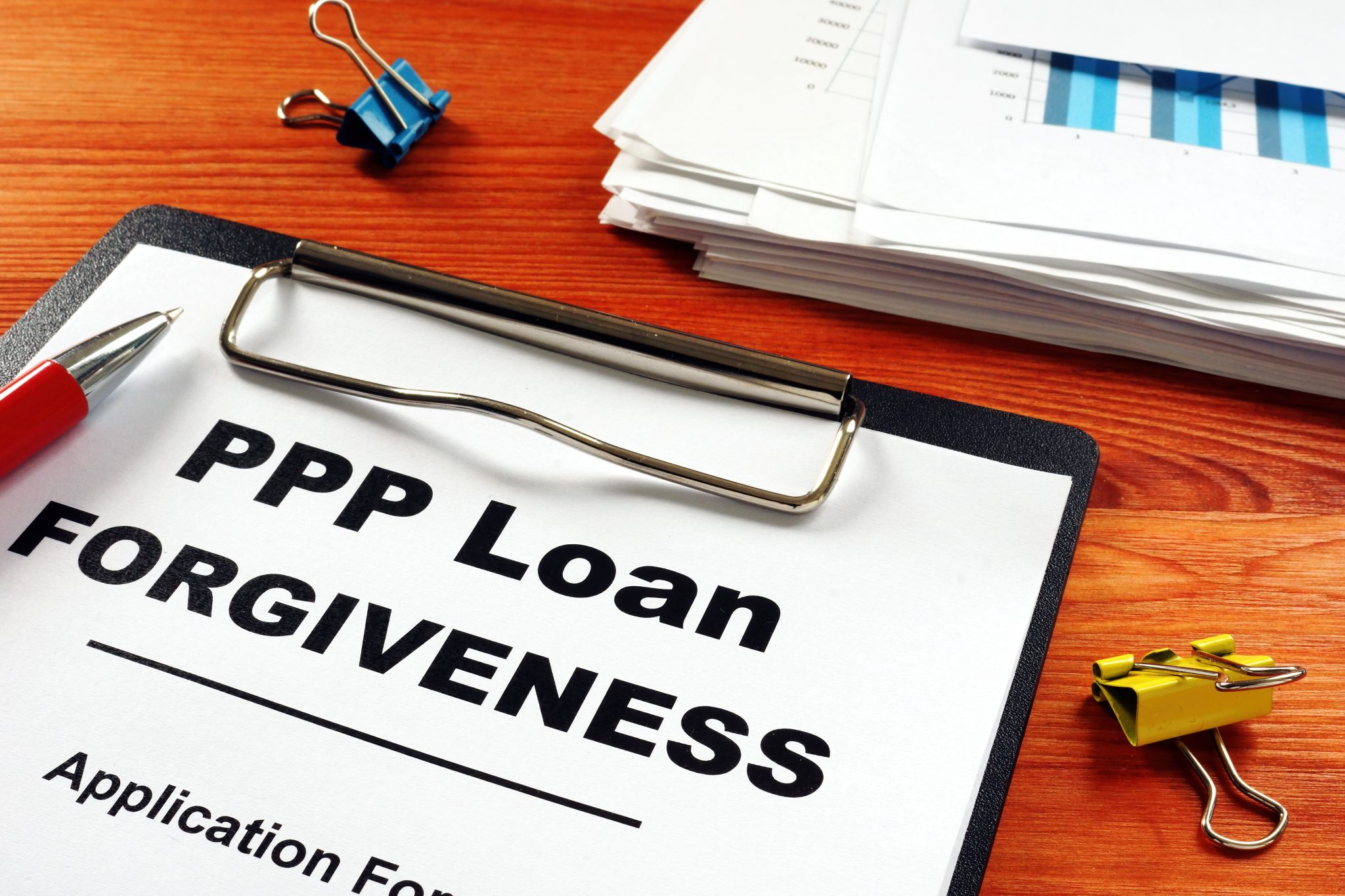 Payroll Protection Program Loan Forgiveness