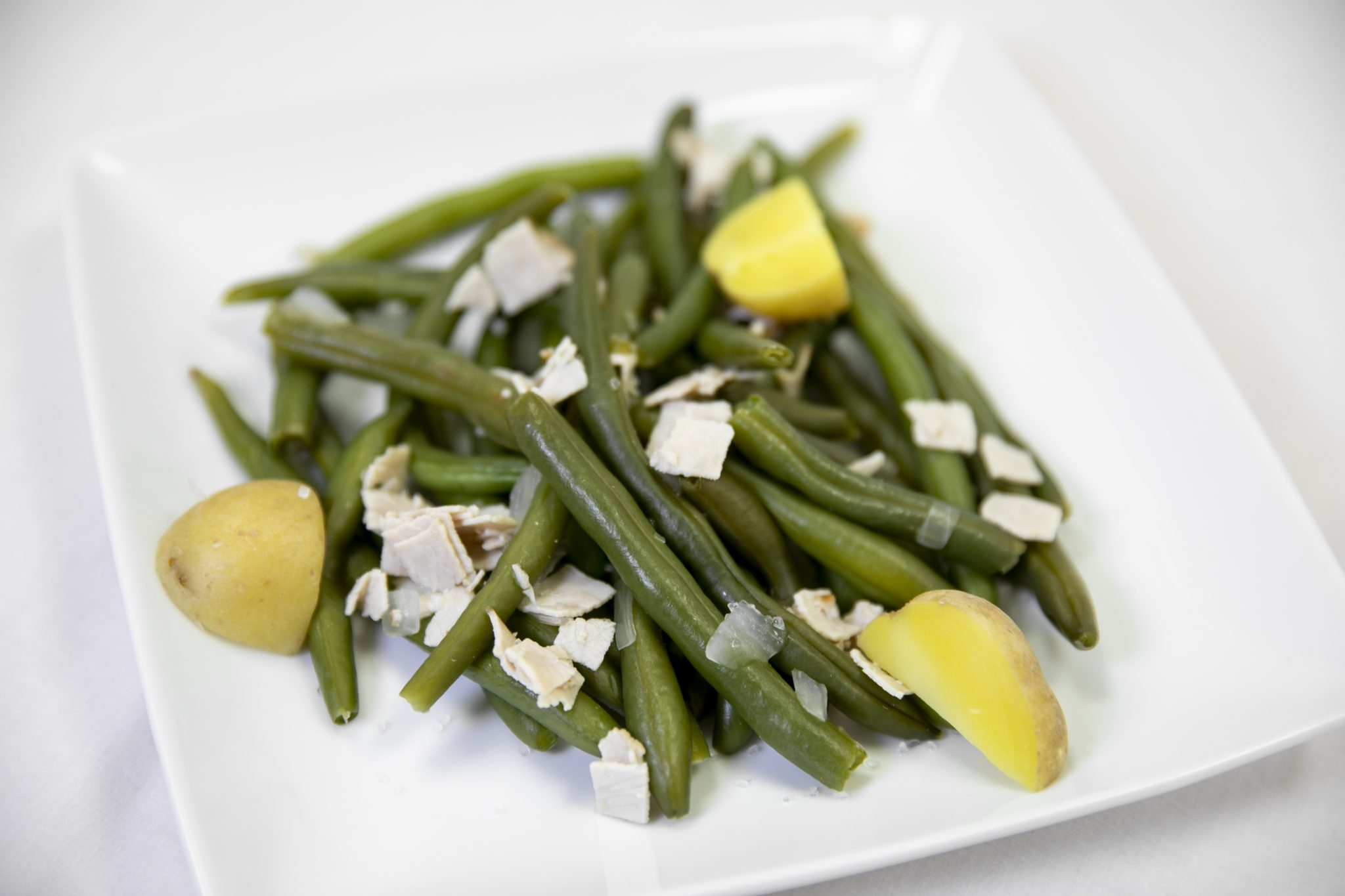 Country-Style Green Beans