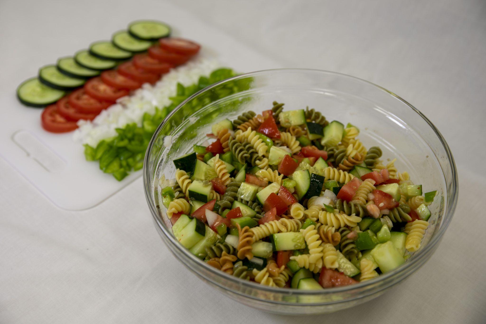 Picnic Pasta Salad