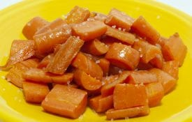Simply Roasted Carrots