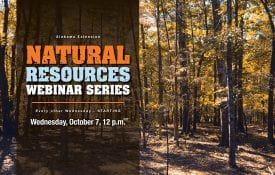 Natural Resources Webinar Series
