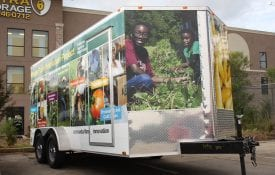 Jesup Wagon Mobile Farm Innovation Project
