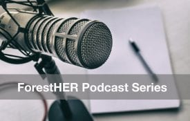 ForestHER Podcast Series Graphic