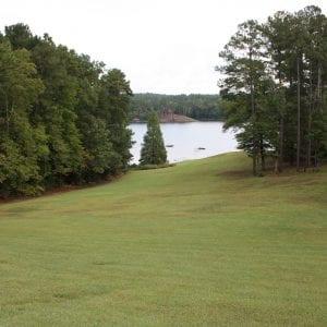 Lake at 4-H Center