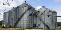 grain bin fumigating