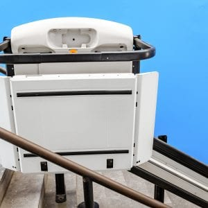 Stair lift elevator for the disabled and wheelchair
